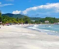 Malaysia Tourism Honeymoon